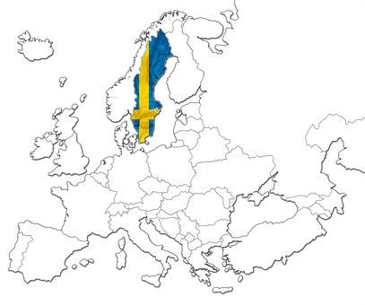 |Sverige kart