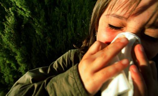 kraftig forkjølelse symptomer