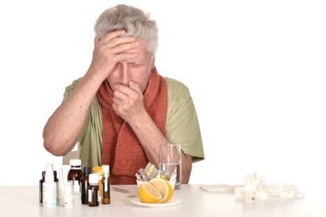 kronisk hoste med slim