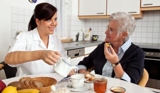 kost og ernæring for eldre