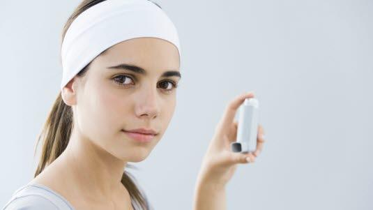 astmamedisin uten å ha astma