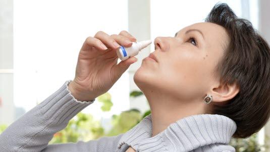 kronisk tett nese behandling