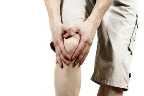 leddbåndskade kne