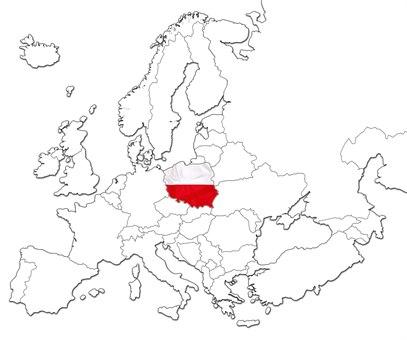 Polen kart