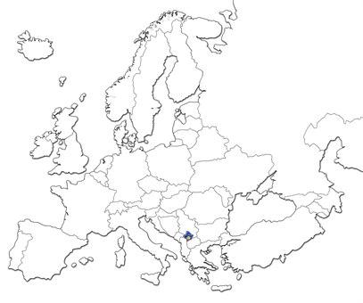 Kosovo kart