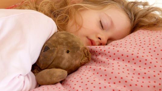 barn med søvnproblemer