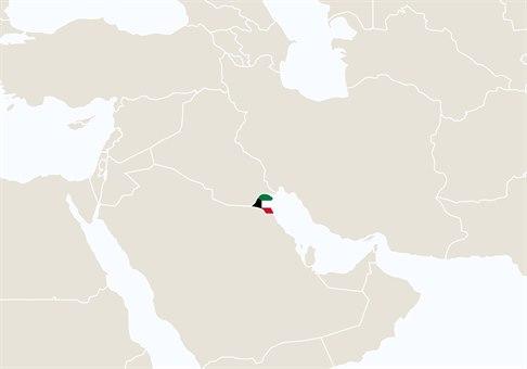 Kuwait kart