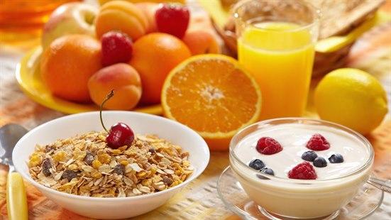 mat som øker forbrenning