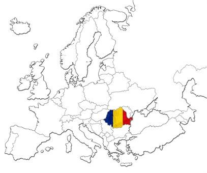Romania kart
