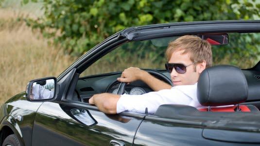 vival og bilkjøring