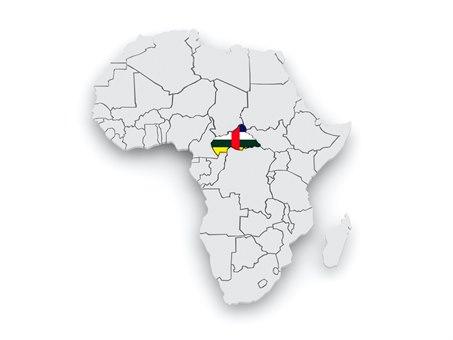 Den Sentralafrikanske Republikk