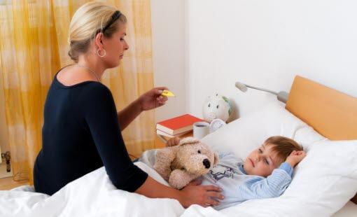 svekket immunforsvar symptomer