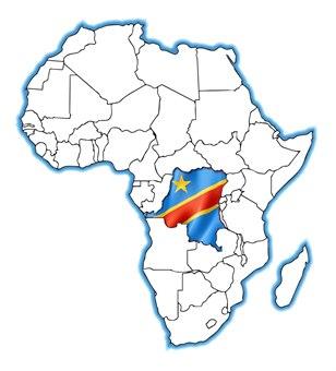 Kongo (DRK/Demokratisk republikk)