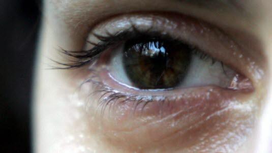 symptomer på kreft i øyet