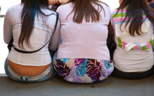 Tidlig pubertet jenter