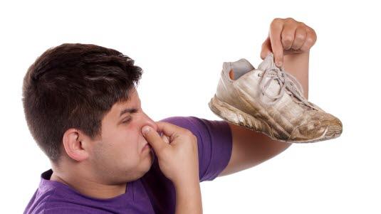 Tips til sure tæer og sure sko | FaktiskPraktiskBlog