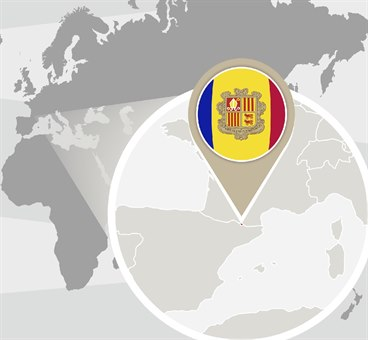 Andorra kart