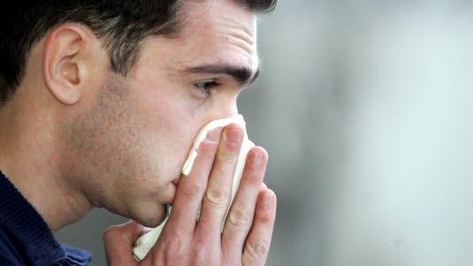 hvorfor blir man forkjølet