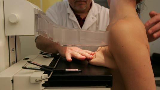 biopsi bryst svar