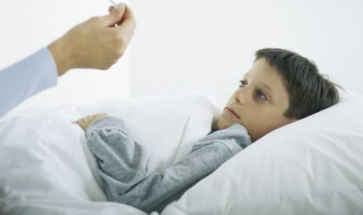 hvor lenge varer forkjølelse baby